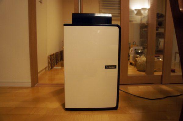チンチラのティモのための湿度対策 コロナの除湿機 CD-H1016  実際に使ってみたレビュー