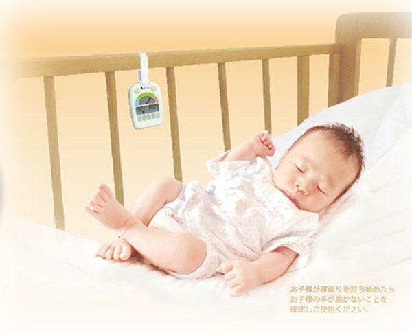 ノア精密 デジタル温湿度計 メリー n-025  チンチラのティモの温湿度計
