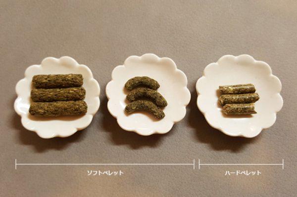 常生歯のチンチラのために、ほぐれやすく牧草繊維の粒子の大きなソフトペレットを選ぼう